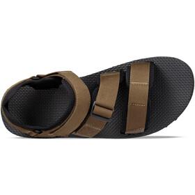 Teva Cross Strap Trail Sandals Men, dark olive